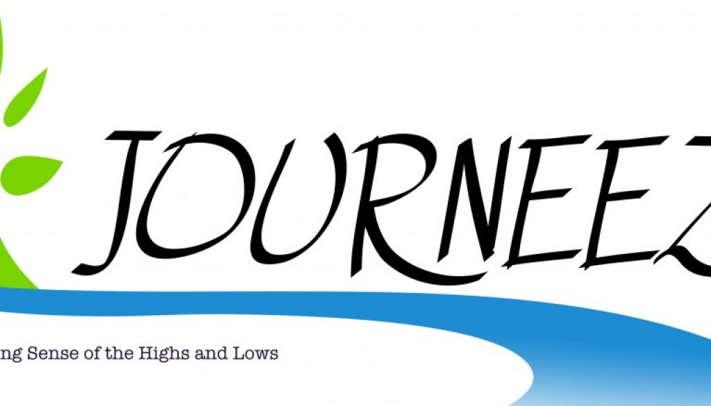 Journeez logo with tag